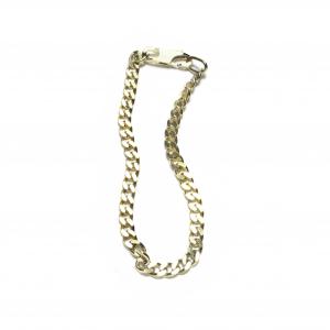 ©biis_T02-20-Y_big_curbs_bracelet